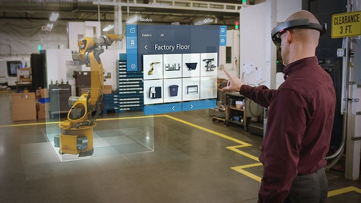 Microsoft Teases Hololens 2 Ahead Of Its Launch Later This Month