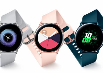 Samsung Galaxy Watch Active: Design and The New Health Features