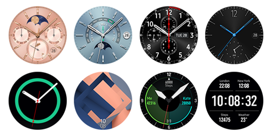 Samsung Sued By Swatch for Allegedly Cloning Watch Face Designs