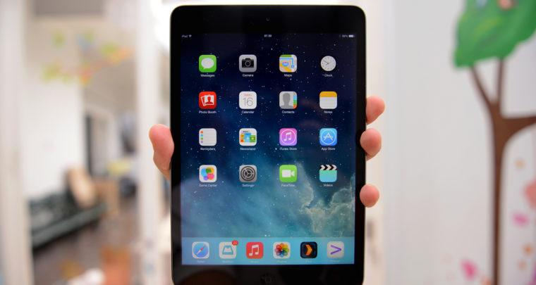 Apple iPad mini 2019: basically iPad Air in a smaller size
