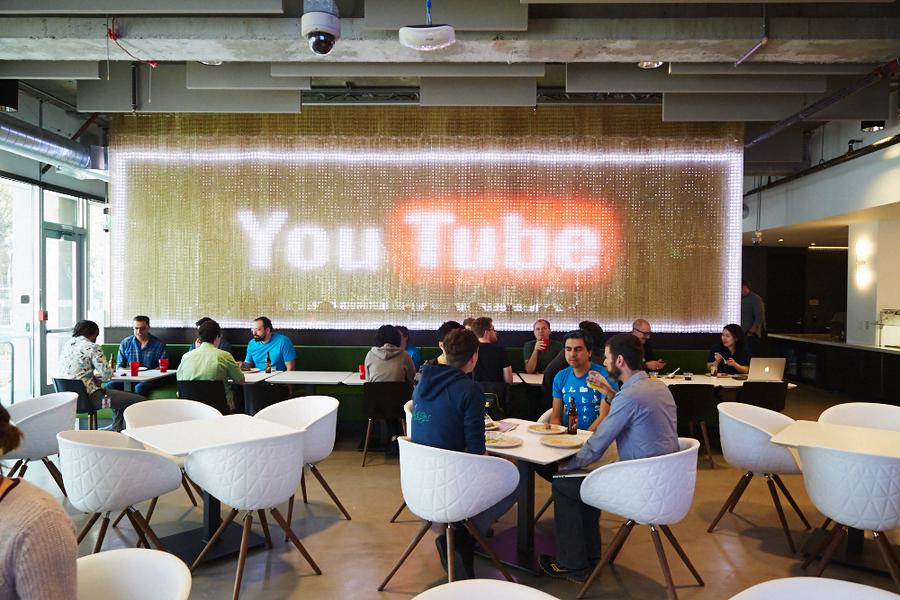 Google Antitrust YouTube
