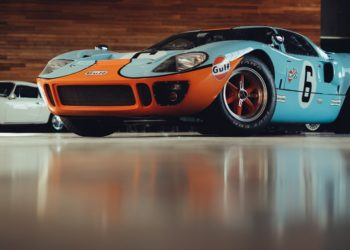 Ford V. Ferrari Trailer: Matt Damon and Christian Bale Find the Need for Speed