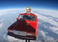 Russia Mocks SpaceX by Sending a Toy Car into Space