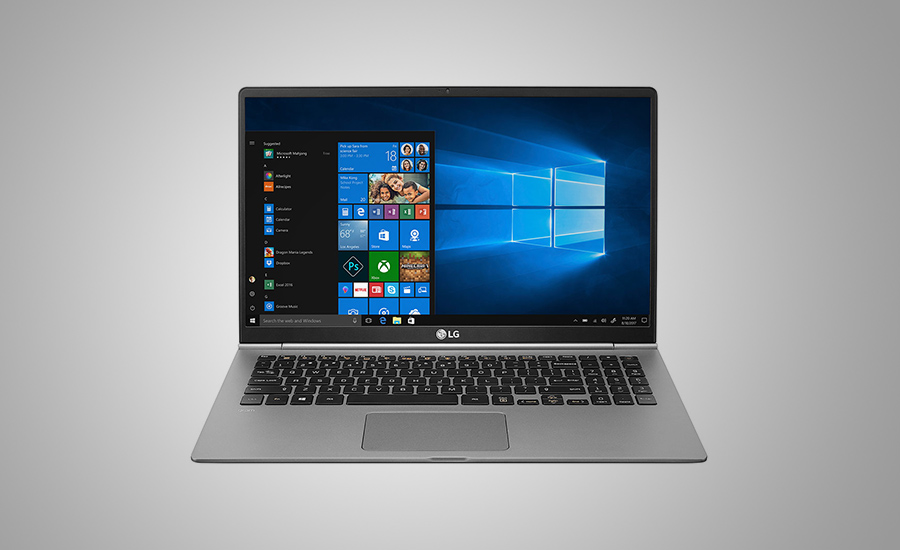 LG Gram laptop on sale