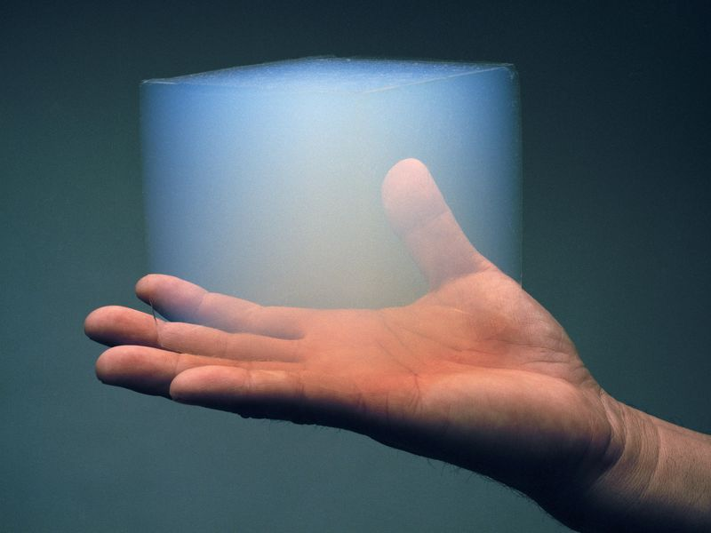 Terraforming of Mars: Aerogel Could Support Martian Farming