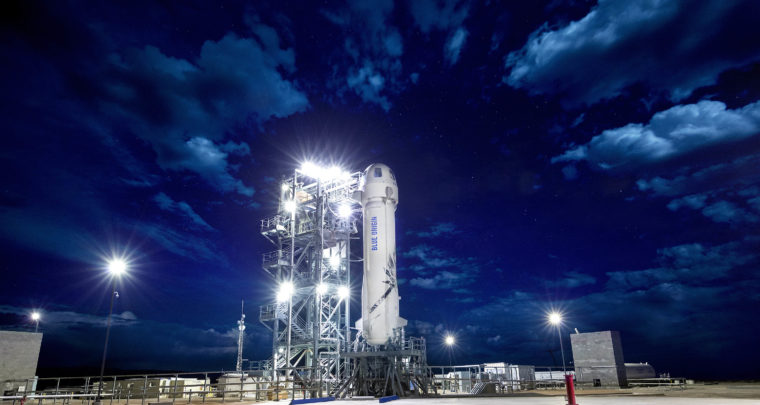 Jeff Bezos' Blue Origin: Moving Heavy Industries To Space