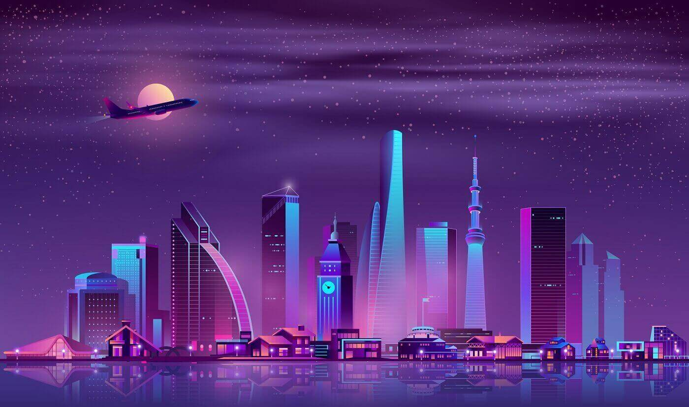 futuristic city of Neom Saudi Arabia