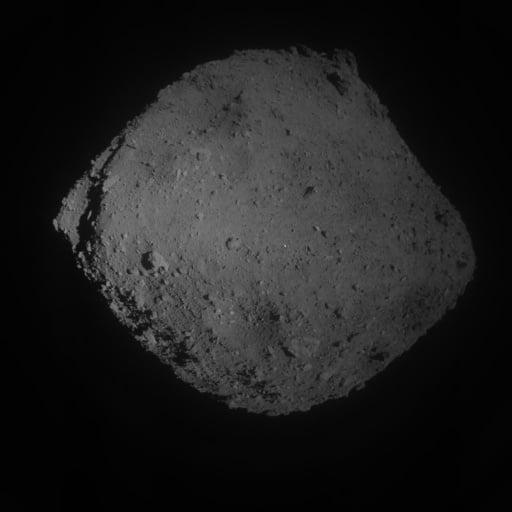 hayabusa 2 ryugu asteroid