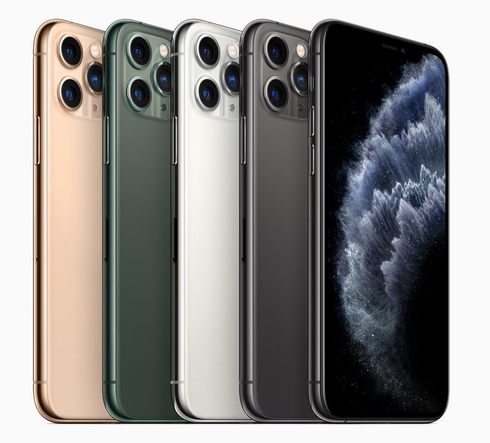 Apple iPhone 11 Pro Colors