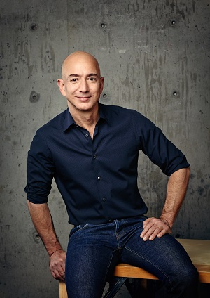 most influential people in tech bezos