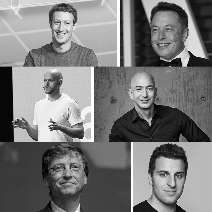 Most Influential People in Tech