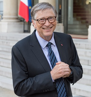 most influentual people in tech bill gates