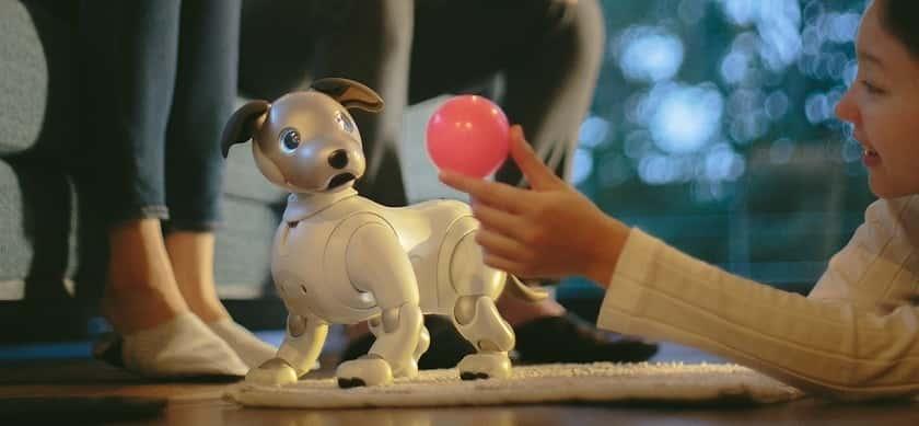 AI Robots - Robotic Dog Aibo