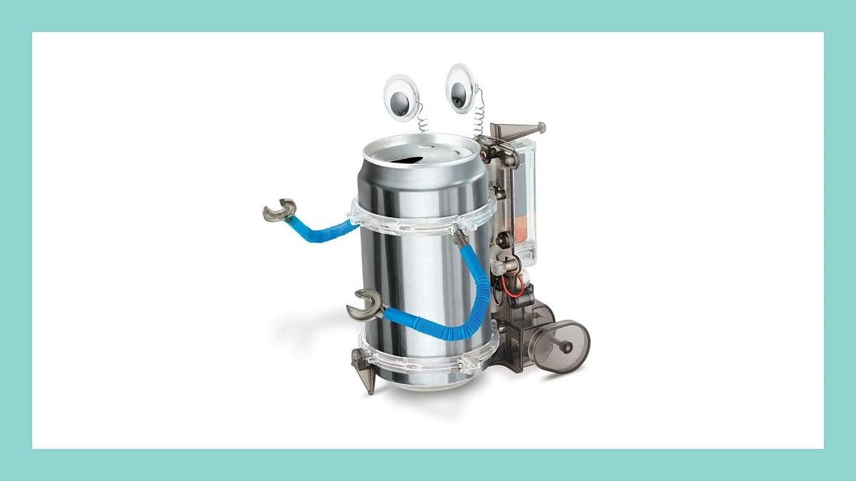 4m Tin Can Robot Christmas Gifts
