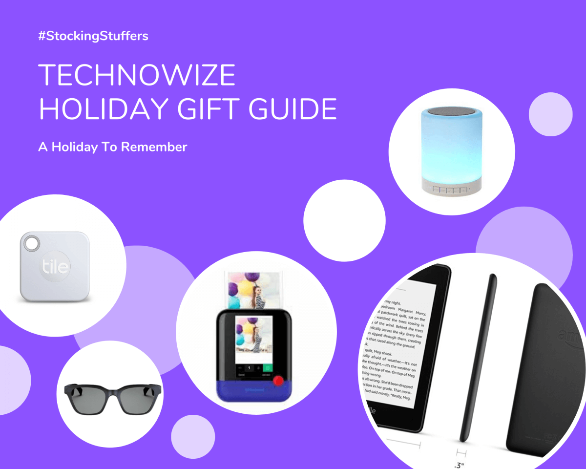 Last Minute Tech Christmas Gifts for Women