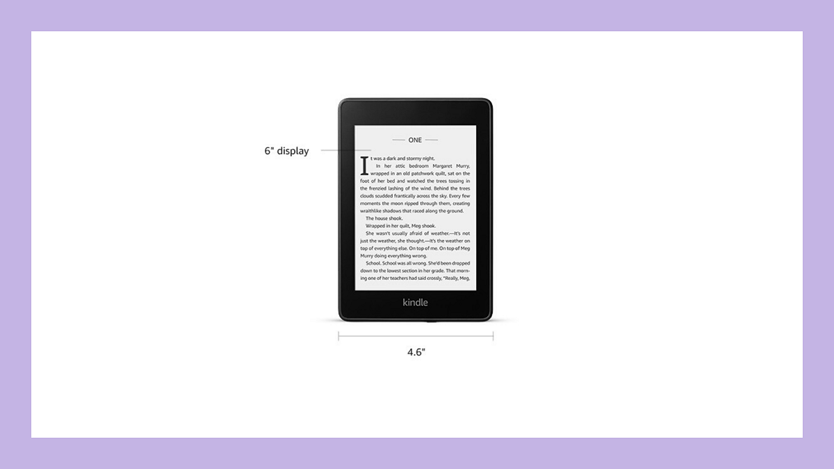 Kindle tech gifts for women