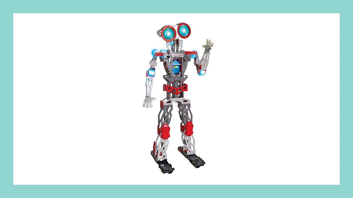 Meccano Best Tech Toys For kids