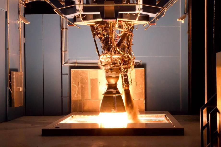 Merlin Engine most powerful rocket