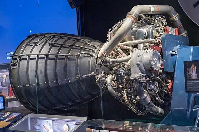 RS-25 engine most powerful rocket engines