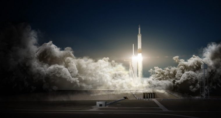 SpaceX Falcon 9 rocket will carry 40 mice & beer ingredients to the ISS