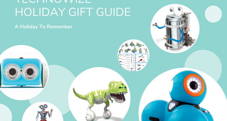 Holiday Gift Guide: Best Tech Toys for Kids| Technowize