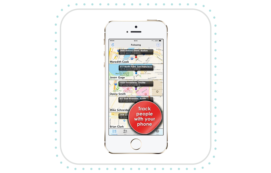 2.Phone Tracker_iPhone_Spy_Apps