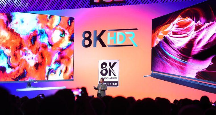 TCL announces next-gen LED Tech TV 'Vidrian'