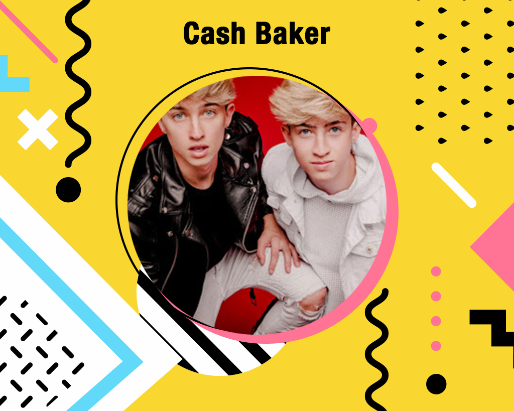 Tiktok Influencer Cash Baker