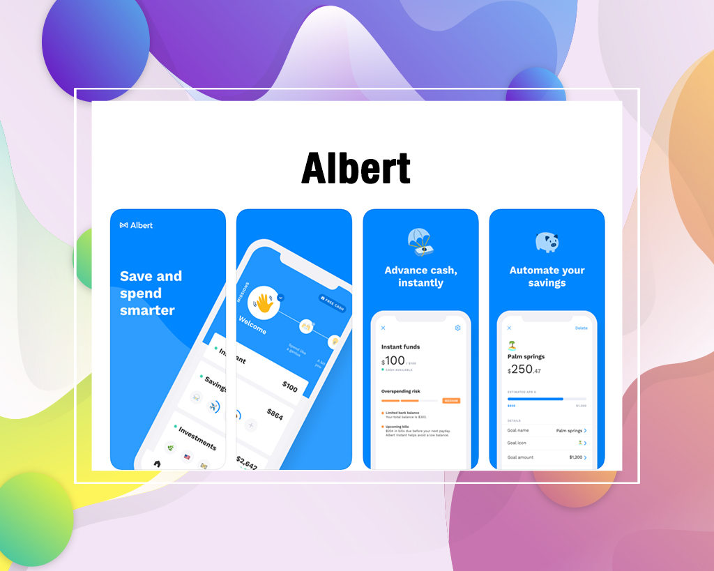 Albert free budgeting apps