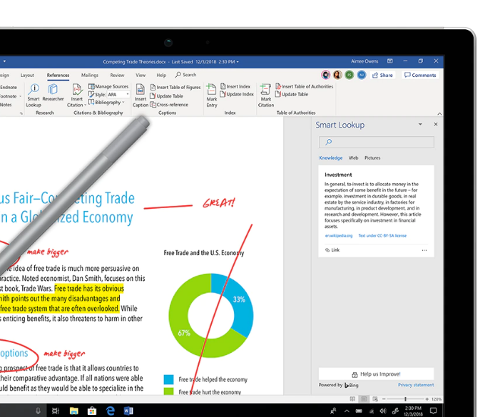 Best Writing Apps MS Word