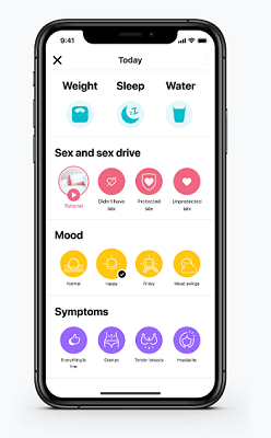 Flo Period Tracker App