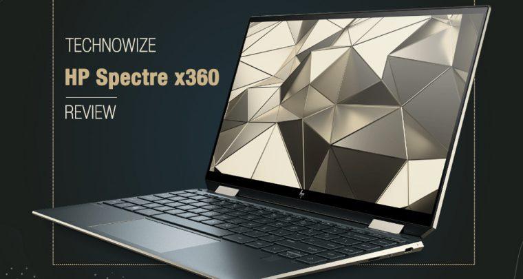HP Spectre x360 Review: Lightweight, Thin & Powerful
