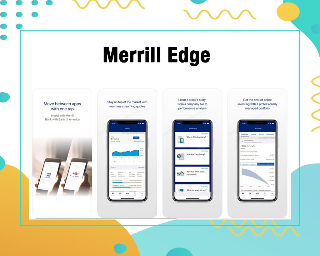 Merrill Edge Stock Trading App