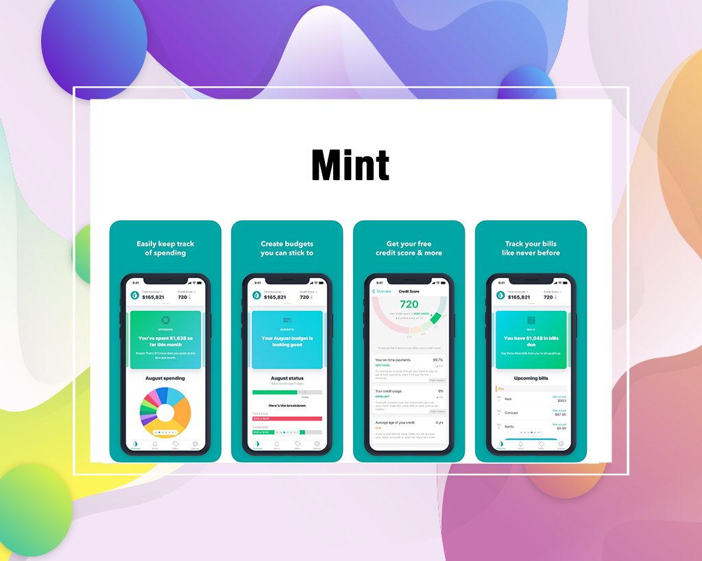 Mint best budgeting apps 2020
