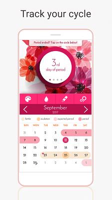 Period Calendar Tracker Apps 2020