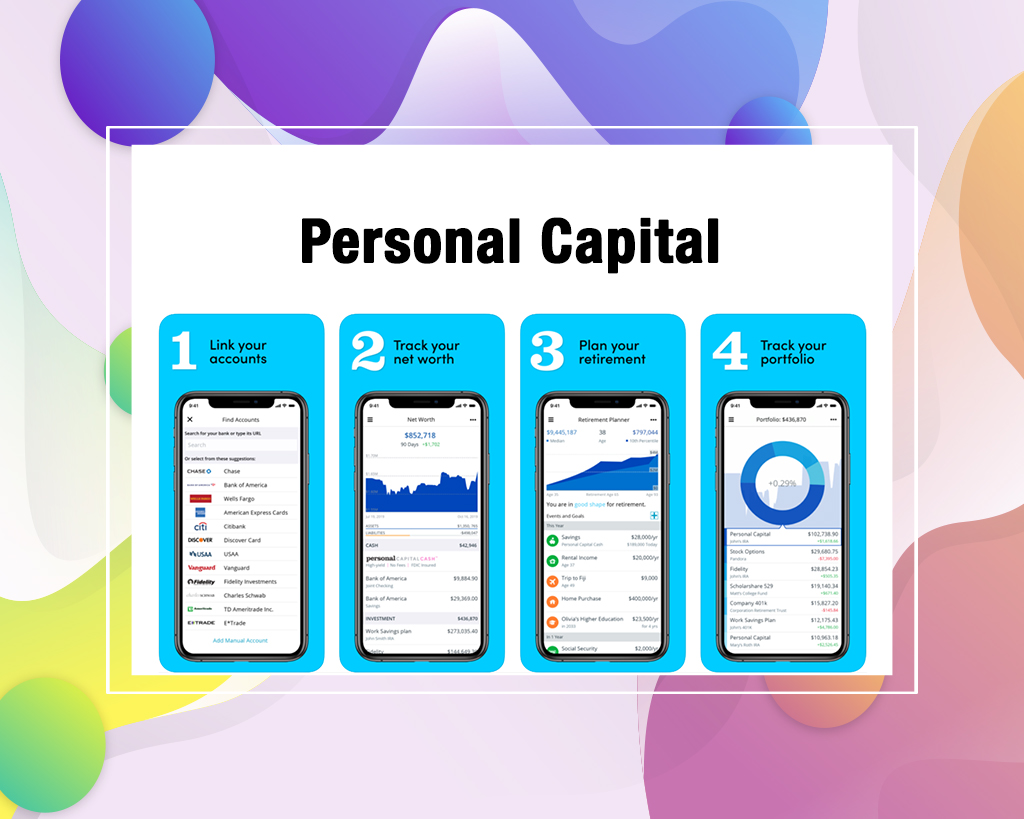 Personal capital monthly budgeting apps