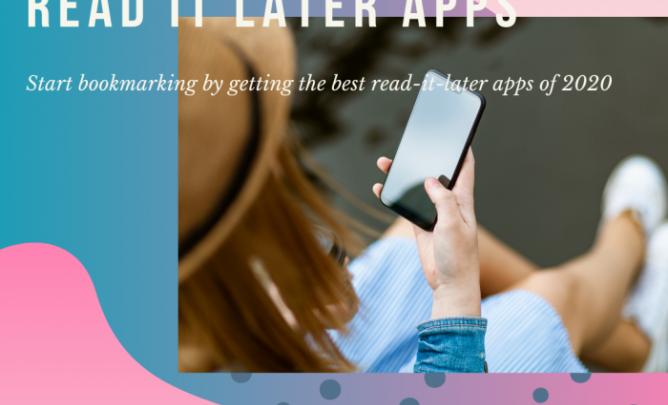 App Showdown! Best Read It Later Apps of 2020