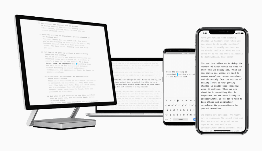 Writing Apps of 2020 AI Writer