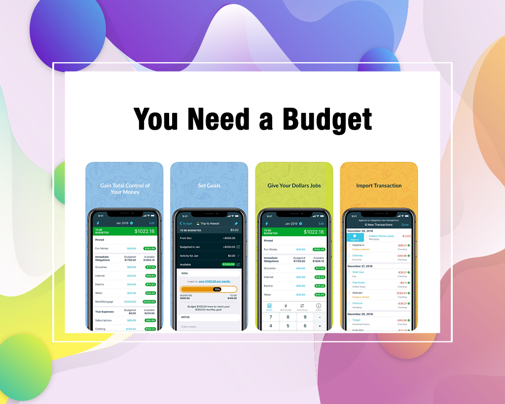 You Need a Budget App