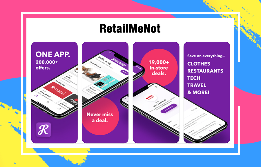 RetailMeNot best coupon apps