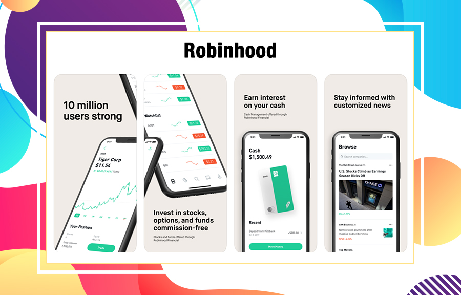 Robinhood Best Investment Apps