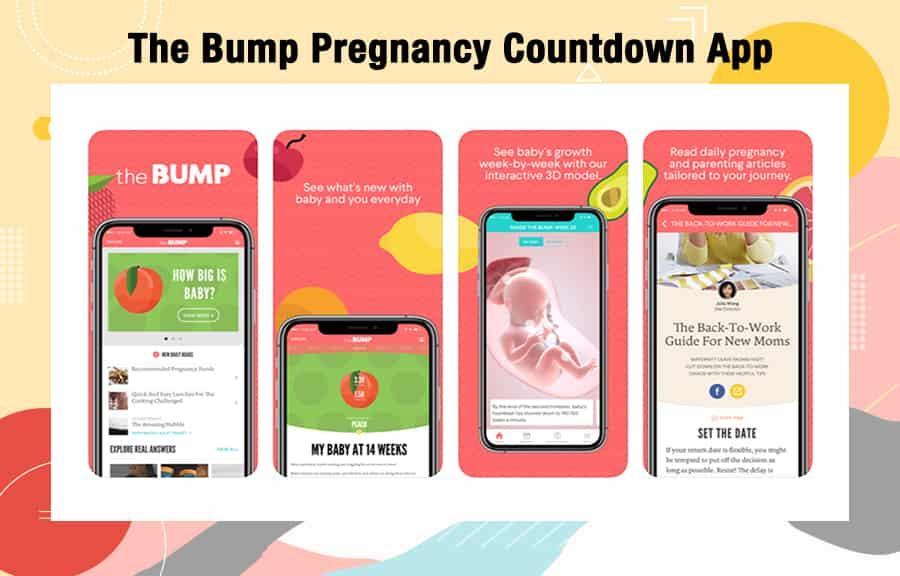 The Bump Pregnancy Countdown App