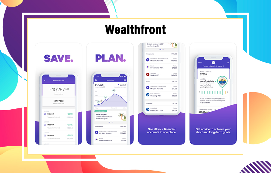 Wealthfront investment apps