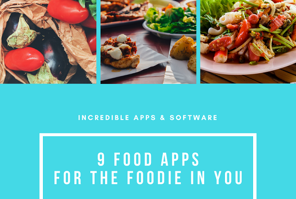 Food Apps: The Nine Best in the Industry
