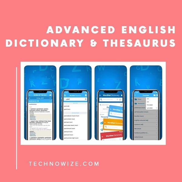 English-Dictionary-Vocabulary-Builder-App