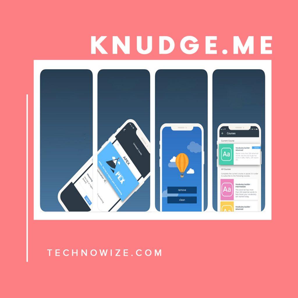 Knudgeme-Vocabulary-Builder-App