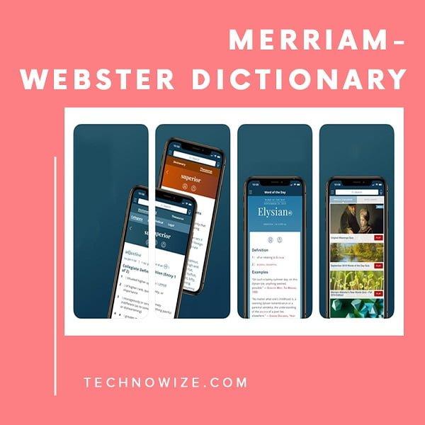 Merriam-Webster-Dictionary-Vocabulary-Building-App
