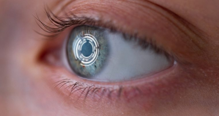 Mojo Vision releases AR Contact Lenses