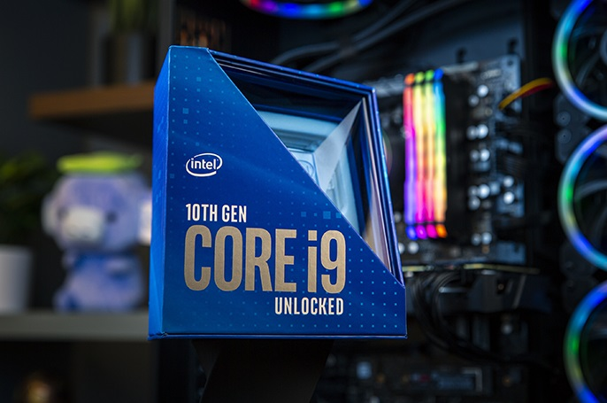 10th Gen Intel Core i9-10900K : World's Fastest Gaming Processor is here!