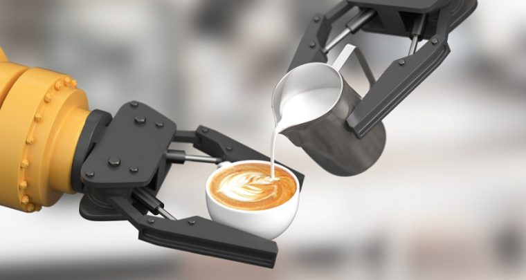 South Korean Café Hires Robot Barista to Minimize Risk of Transmission